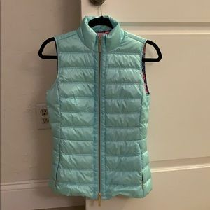 Lilly Puffer Vest